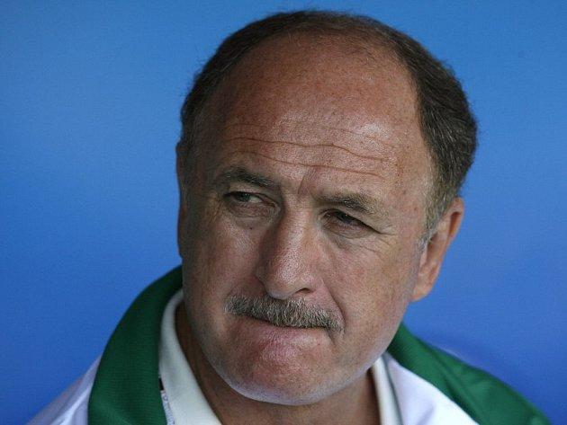 Brazilec Luiz Felipe Scolari