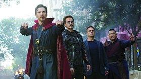 HVĚZDNÉ OBSAZENÍ. V rolích hrdinů se objeví i Benedict Cumberbatch nebo Rober Downey Jr.