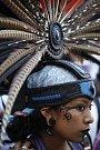Aztécké masky