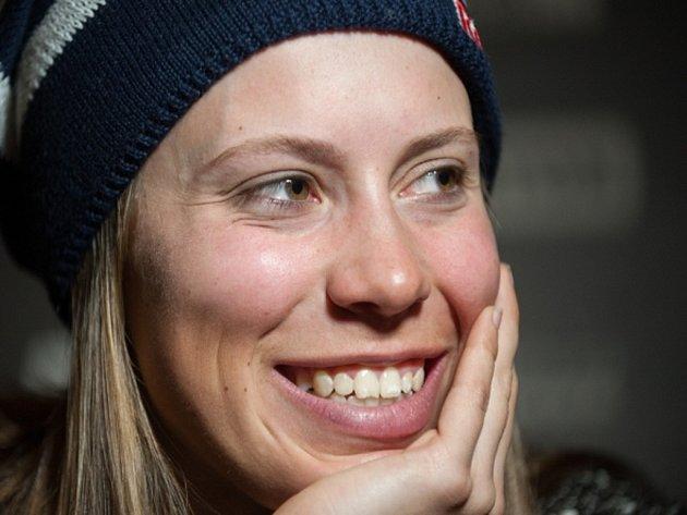Olympijská šampionka Eva Samková se už nemůže dočkat závodění.