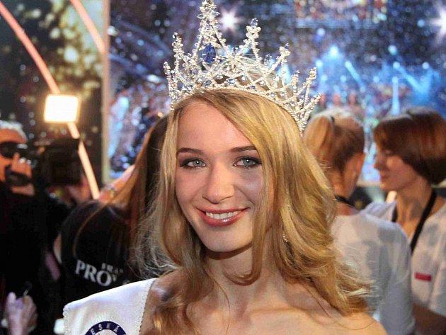 Česká Miss 2014 Gabriela Franková