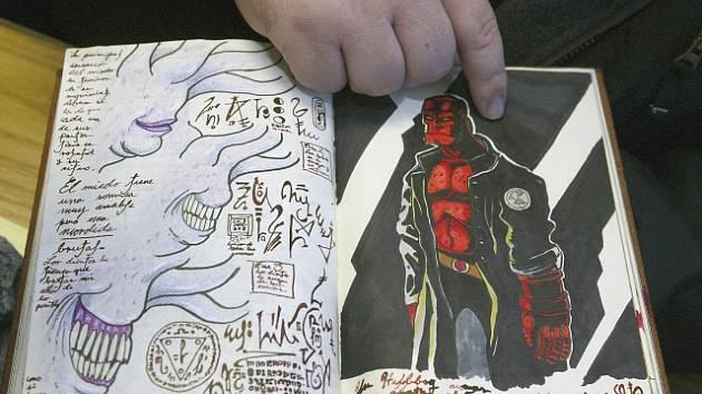 Hellboy. Ilustrační snímek