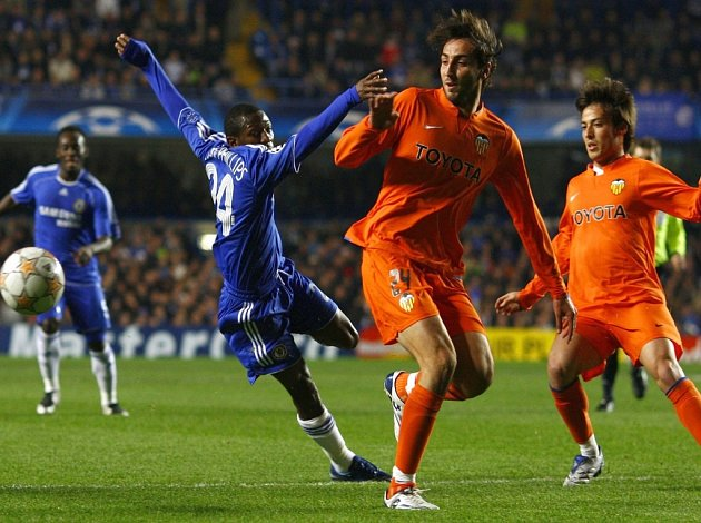 FC Chelsea - Valencie
