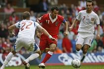 Rozlučka Ryana Giggse byla jedinou zajímavostí kvalifikačního utkání ČR - Wales.