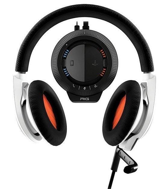Herní sluchátka Plantronics RIG.