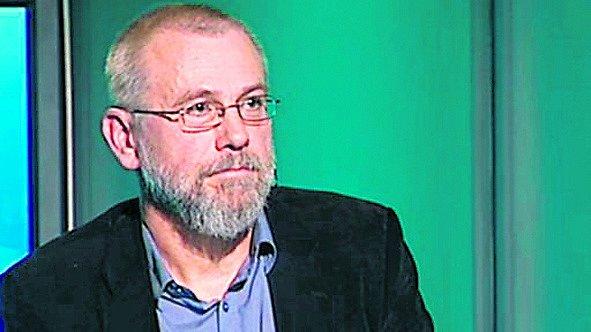 Předseda Společnosti lékařské etiky, neurolog a filozof Jan Payne