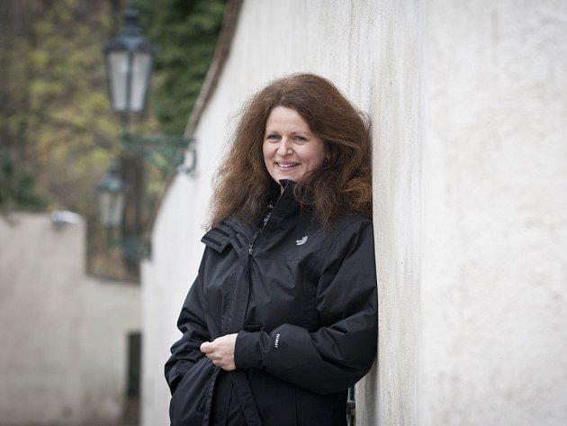 Zakladatelka projektu Česká škola bez hranic Lucie Slavíková-Boucher.