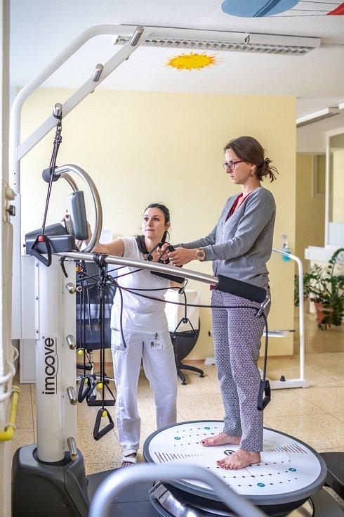 Nemocnice v Uherském Hradišti a její nové přístrojové vybavení