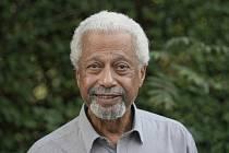 Tanzanský spisovatel Abdulrazak Gurnah na snímku ze 7. října 2021