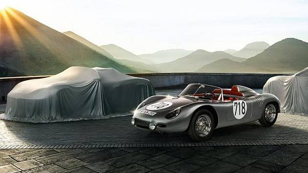 Porsche sjednotí modely Boxster a Cayman pod jméno 718. Stejné označení už nosilo závodní Porsche z let 1957 až 1962.