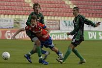 Marila Příbram – Viktoria Plzeň 0:1 (0:1)