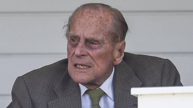 Princ Philip, manžel britské královny Alžběty
