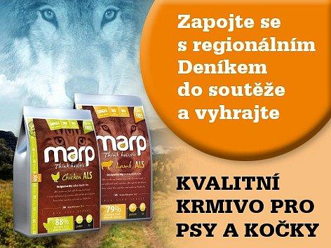 Zapojte se s regionálním Deníkem do soutěže a vyhrajte kvalitní krmivo pro psy a kočky.