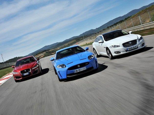 Nejvýkonnější vozy Jaguar vyrazí na R-Performance Tour po Česku.