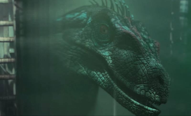Filmová představa raptorů se vyvíjela, ve třetím díle Jurského parku už vypadali trochu jinak