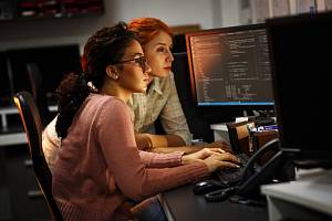 Práce voblasti IT patřila kperspektivním již před příchodem koronaviru. I tato pracovní pozice těží zrozvoje e-commerce.