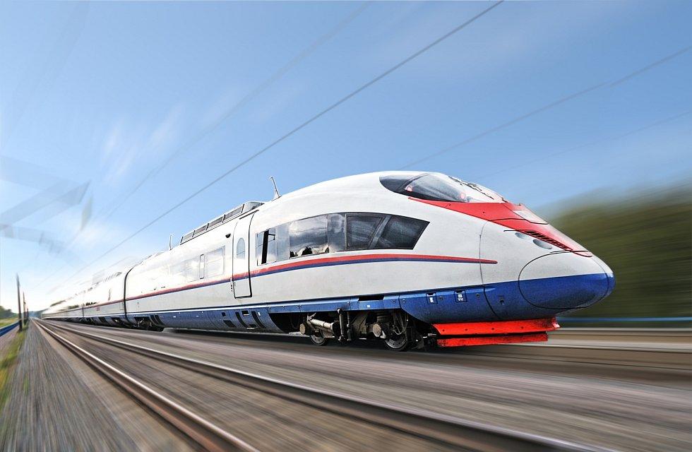 Dopravní investice do vysokorychlostní železnice by měla být prioritou, říkají ekologové.