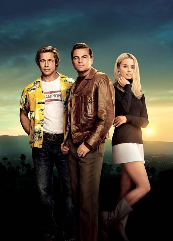 Tenkrát vHollywoodu (2019)