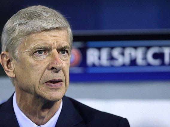 Arsene Wenger po neúspěchu Arsenalu v Záhřebu