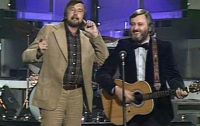Jiří Wimmer s Karlem Černochem