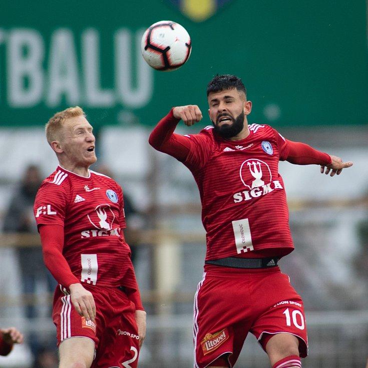 Olomoucký útočník Jakub Yunis patří k nejaktivnějším hráčům hanáckého celku na sociálních sítích. Obrovskou část příznivců má v dalekém Iráku.