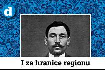 Policejní snímek devětadvacetiletého italského zloděje Vincenza Peruggii, kterého v roce 1911 proslavila krádež Mony Lisy