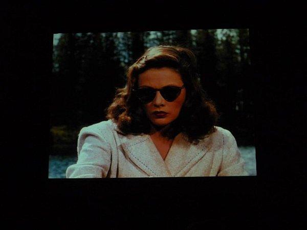 Snímek zletošního festivalu Noir Film Kokořín