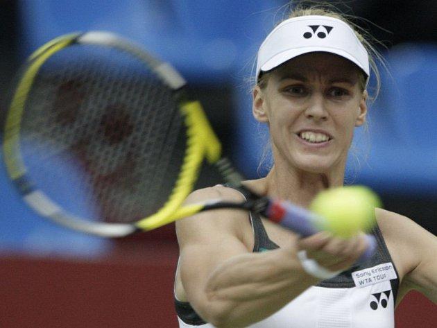Semifinále v Moskvě si zajistila obhájkyně loňského titulu Jelena Dementěvová.