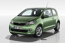 Škoda Auto představila ve vývojovém centru v Mladé Boleslavi nový malý vůz určený do města či mladým a starším lidem s názvem Citigo.