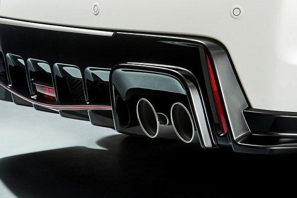 Honda Civic Type R.
