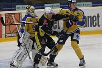 Hokejisté Ústí nad Labem zdolali Kadaň
