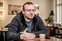 Michal Bláha z projektu Hlídač smluv poskytl 16. ledna v Praze rozhovor Deníku.