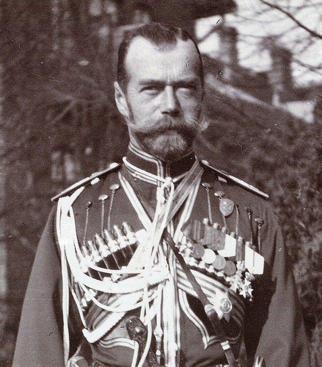 Mikuláš II. v roce 1912