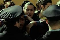Snímek z filmu Bastardi 3