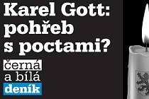 Karel Gott: Má mít pohřeb s poctami?