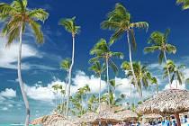 Pláže jsou v Dominikánské republice překrásné. Ilustrační foto