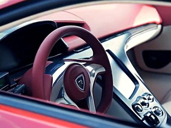 Speciální elektromobil společnosti Rimac Automobili.