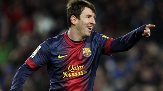 Hvězdný Messi opět rozšířil svůj gólový účet, prosadil se proti Seville.