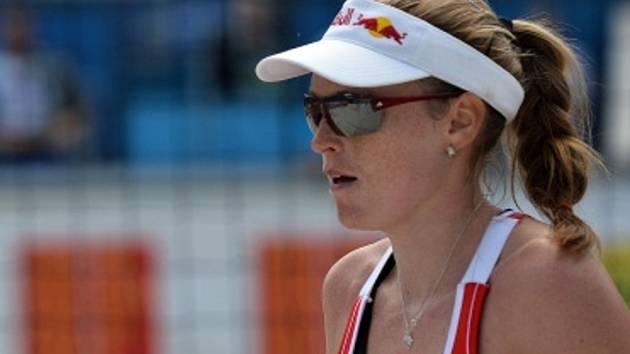 Kristýna Kolocová.