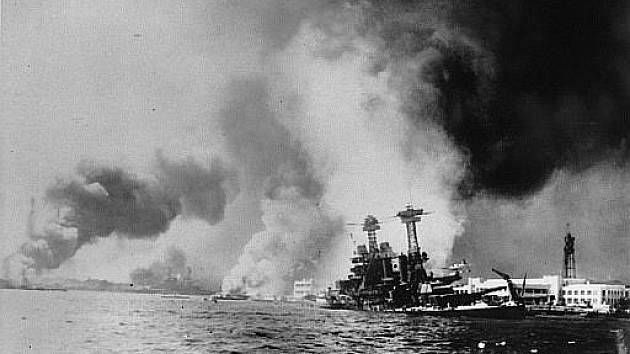 Boje o vojenskou základnu Pearl Harbor