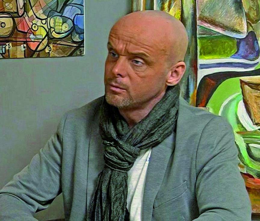 Psycholog a psychoterapeut Daniel Štrobl