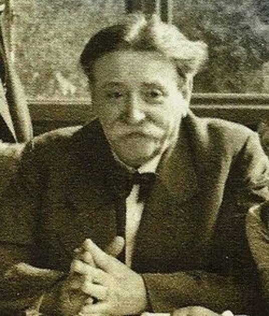 Lékař Eduard Bloch, který ošetřoval Klaru Hitlerovou
