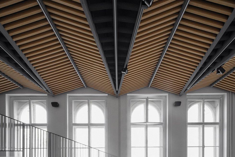 Realizace architektonického studia Archport