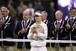 Finále Wimbledonu: Eugenie Bouchardová