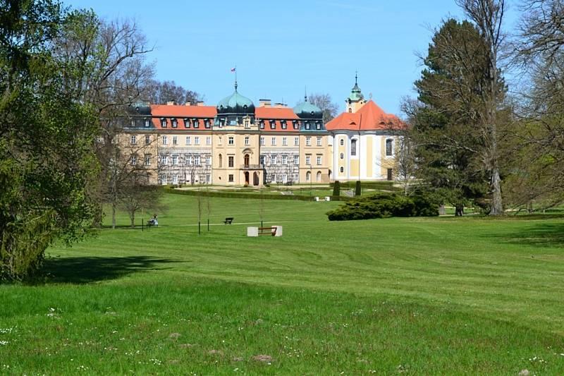 Prezidentský zámek v Lánech
