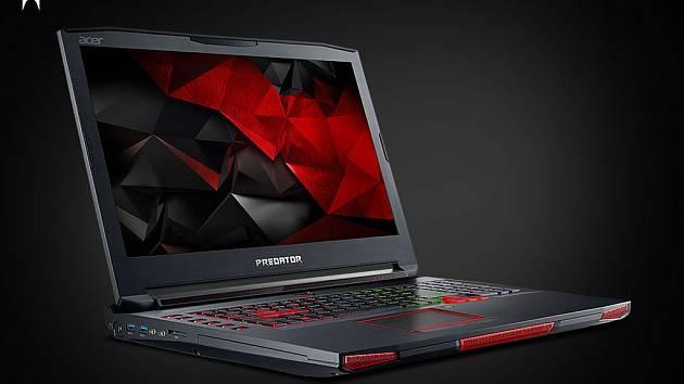 Herní notebook Acer Predator 17 X.