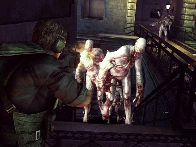 Počítačová hra Resident Evil: Revelations.