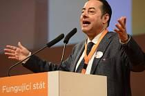 Vůdce evropských socialistů Ital Gianni Pittella.