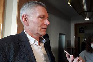 Bývalý prezidentský kandidát Jiří Hynek