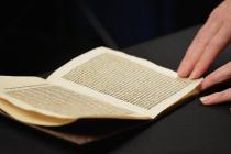 Vzácné kopie dopisu Kryštofa Kolumba se už vrátily i do Španělska.